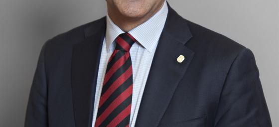 Johan Skoglund, koncernchef JM. Foto: Jan Danielsson