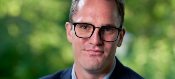 Andreas Finnstedt, vice president Digital Energy på Schneider Electric Sverige. Foto: Schneider Electric