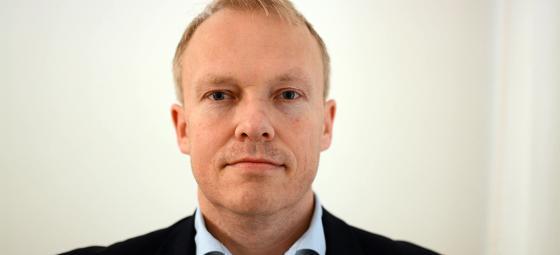 Mats Johansson, ny CFO på Assemblin El från februari 2020. Foto: Assemblin