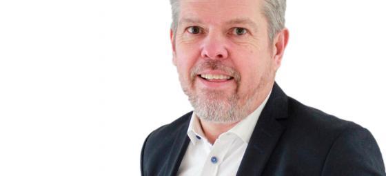 Håkan Svärd, försäljningschef på Enequi. Foto: Enequi
