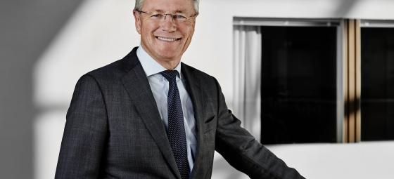 Sandviks vd och koncernchef Björn Rosengren. Foto: Sandvik