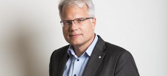 Lars Täuber, ny divisionschef för Bravida Stockholm från 7 januari 2019. Foto: Bravida