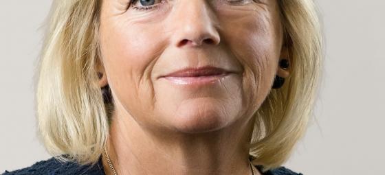 Monica Caneman, styrelseordförande för Bravida sedan 2015. Foto: Bravida