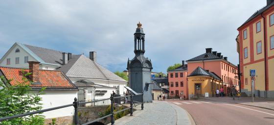 Centrala Uppsala. Foto: Colourbox