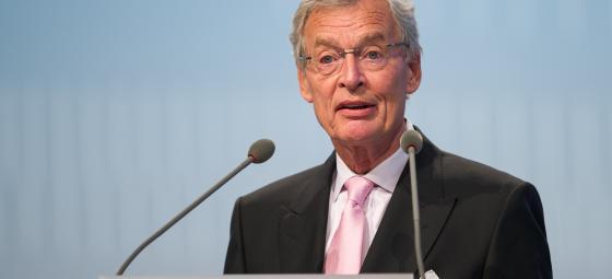 Siemens koncernchef Joe Kaeser. Foto: Siemens