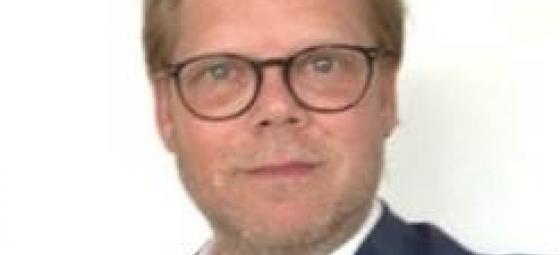 Thomas Elvlin, vd för Svedbergs dotterbolag Macro Design från den 12 januari 2021. Foto: Svedbergs