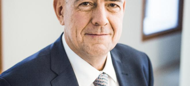 Zumtobel Groups koncernchef Ulrich Schumacher. Foto: Zumtobel Group