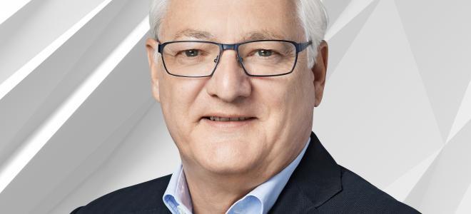 ABB:s styrelseordförande Peter Voser. Foto: ABB