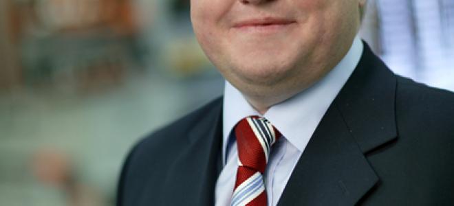 Anders Wassberg, styrelseordförande i Svedbergs och till vardags koncernchef för Ballingslöv. Foto: Ballingslöv International
