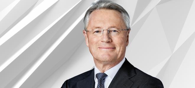 Björn Rosengren, koncernchef på ABB. Foto: ABB