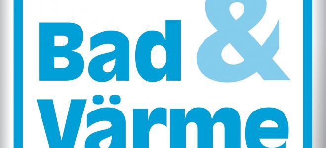 Bad & Värme-kedjans logotype