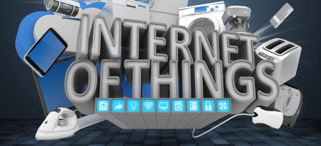 Internet of things-konceptet. Illustration: Colourbox