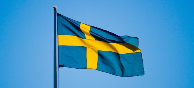 Svenska flaggan. Foto: Colourbox