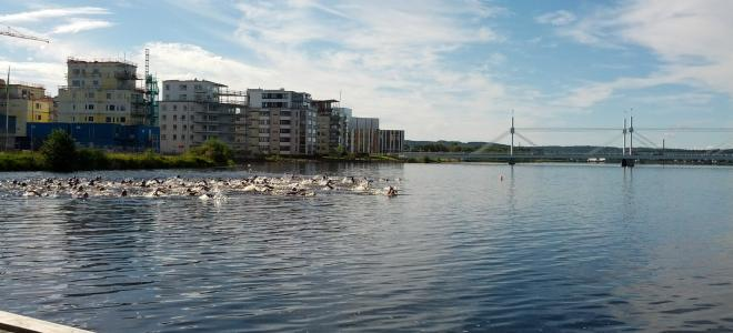 Jönköping vid Vätterns södra strand. Foto: Colourbox