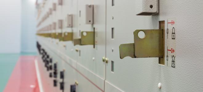 Ställverksanläggning. Foto: Colourbox