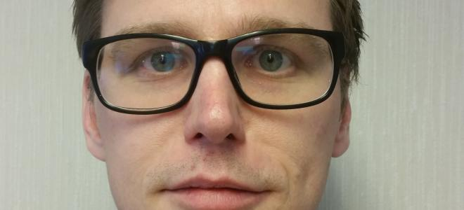 Erik Nilsson, vd och koncernchef för Ivab från 1 mars 2017. Foto: Ivab