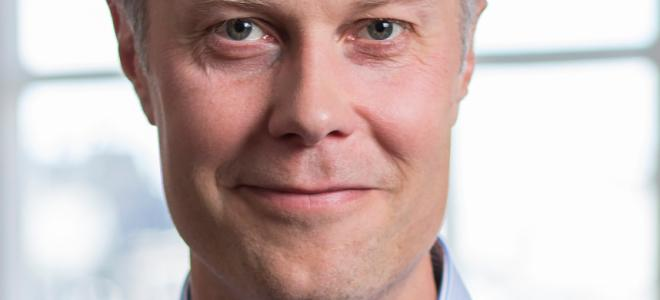 Fredrik Skarp, koncernchef för FM Mattsson Mora Group. Foto: FM Mattsson Mora Group