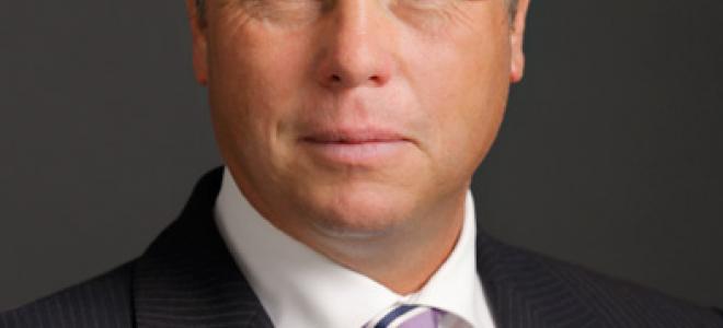 Thomas Lundin, blivande Sverigechef för Caverion. Foto: G4S presstjänst