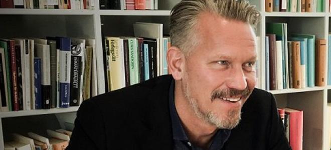 Göran Krawe, Sverigechef för GK. Foto: GK