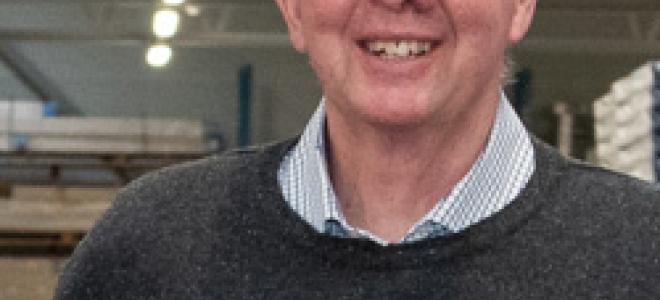 Carl-Tore Bengtsson, huvudägare och vd i Grad-In. Foto: Grad-In