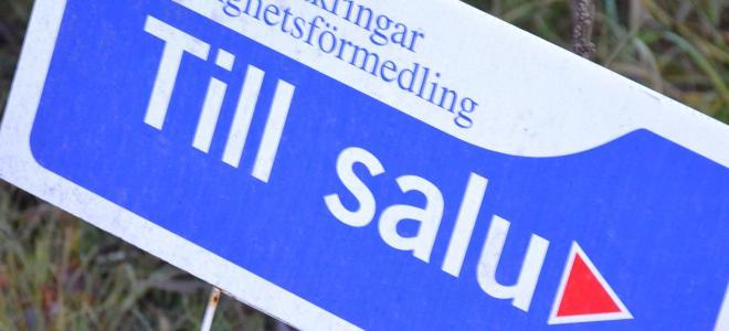 Bostadsobjekt till salu från Länsförsäkringar. Foto: Rolf Gabrielson