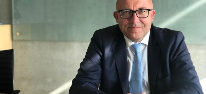 Jonas Brennwald, Chief Sales Officer på Grohe AG