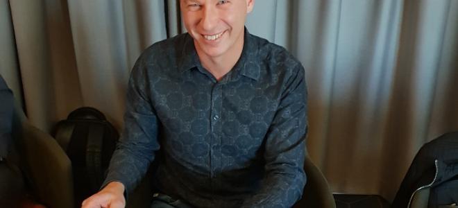 Peter Bengtsson, vd för MSI. Foto: Instalco