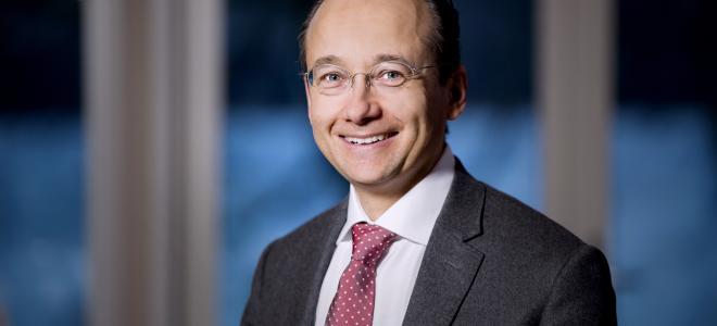 Joachim Hallengren, Bonavas koncernchef. Foto: Bonava