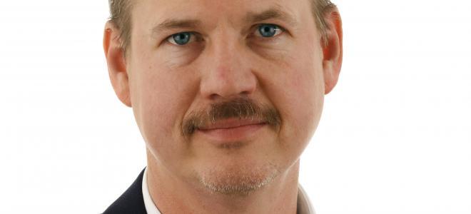 Johan Folke, vd för Malmbergs. Foto: Malmbergs.