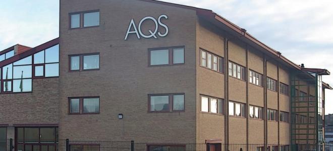 AQS huvudkontor i södra Göteborg. Foto: Mitsubishi Electric