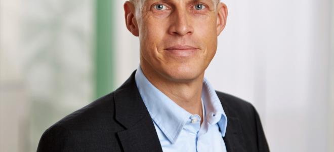 OIa Ringdahl, koncernchef på Lindab. Foto: Lindab