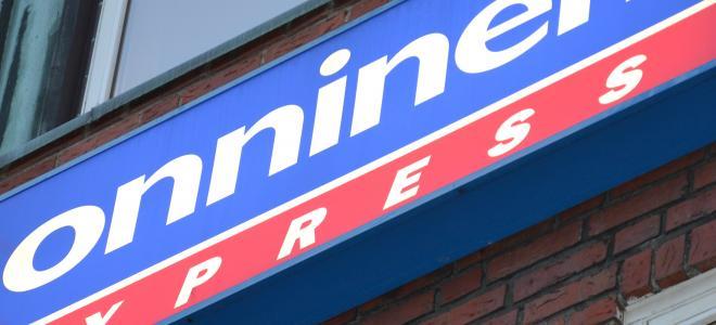Onninens Expressbutik i Västberga i södra Stockholm. Foto: Rolf Gabrielson