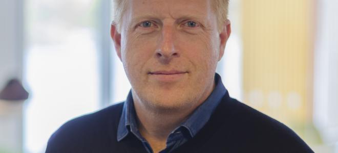 Per Hedebäck, koncernchef för Projektengagemang sedan oktober 2017. Foto: Projektengagemang