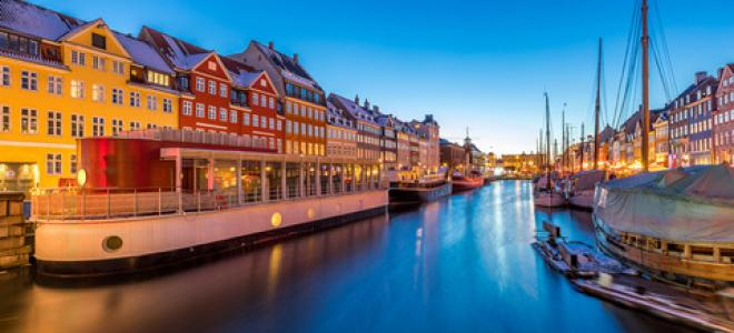 Nyhavn i Köpenhamn.. Foto: Colourbox