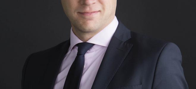Viktor Svensson, avgående divisionschef på ÅF och tillträdande koncernchef på Rejlers. Foto: ÅF