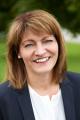 Marianne Färlin, vice vd och marknadschef på Vedum Kök och Bad. Foto: Vedum