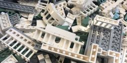 Legobitar. Foto: Rolf Gabrielson